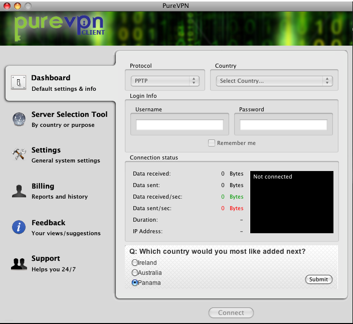 Mac Software Screenshot