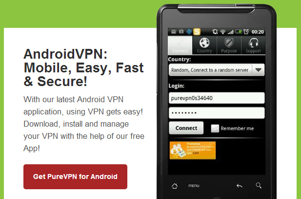 PureVPN-Android-App